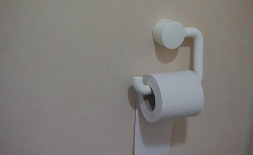 wc pot hangend