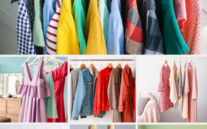industriële kledingkast